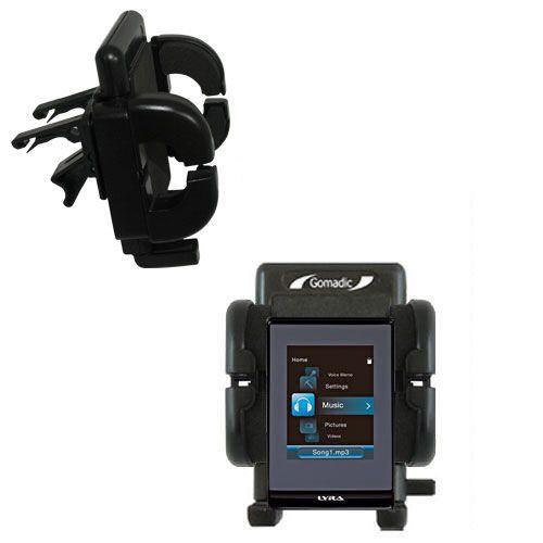 Vent Swivel Car Auto Holder Mount compatible with the RCA SL5004 SL5008 SL5016 LYRA Slider