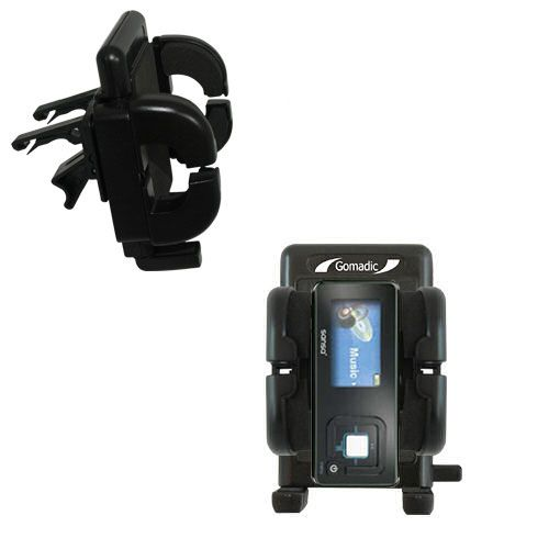 Vent Swivel Car Auto Holder Mount compatible with the Sandisk Sansa c240