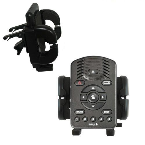 Vent Swivel Car Auto Holder Mount compatible with the Sirius One SV1