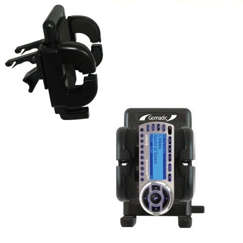 Vent Swivel Car Auto Holder Mount compatible with the Sirius StarMate ST2