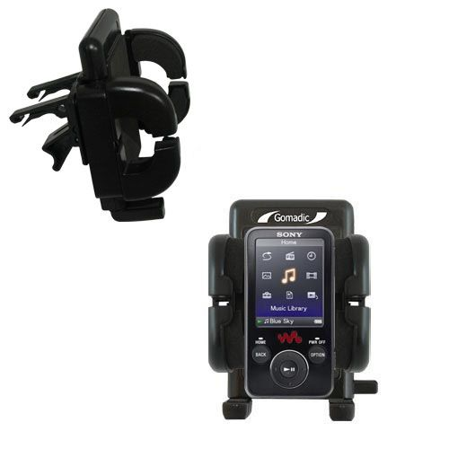 Vent Swivel Car Auto Holder Mount compatible with the Sony Walkman NWZ-E438F