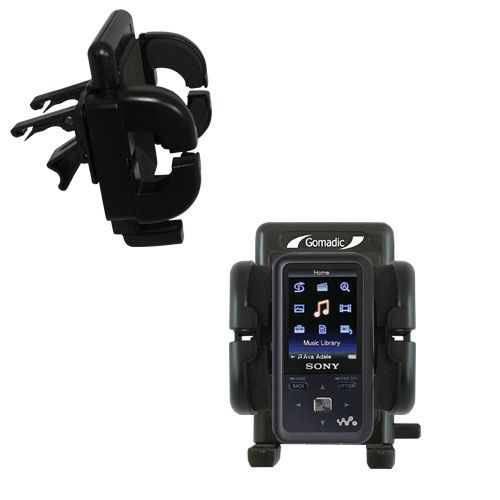 Vent Swivel Car Auto Holder Mount compatible with the Sony Walkman NWZ-S616