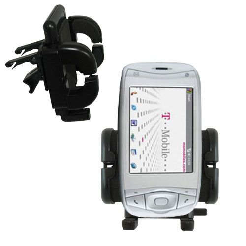 Vent Swivel Car Auto Holder Mount compatible with the T-Mobile MDA IV