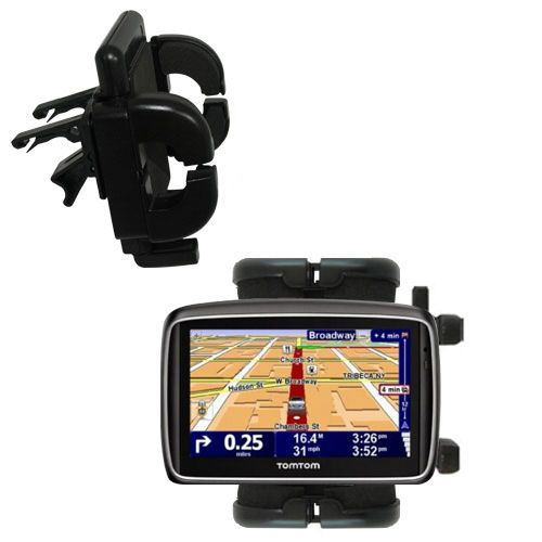 Vent Swivel Car Auto Holder Mount compatible with the TomTom 740