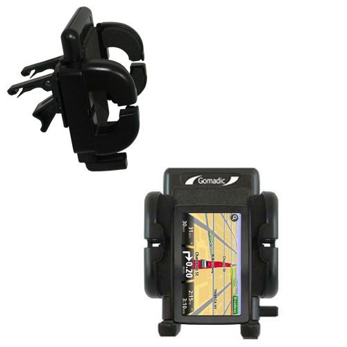 Vent Swivel Car Auto Holder Mount compatible with the TomTom VIA 1500