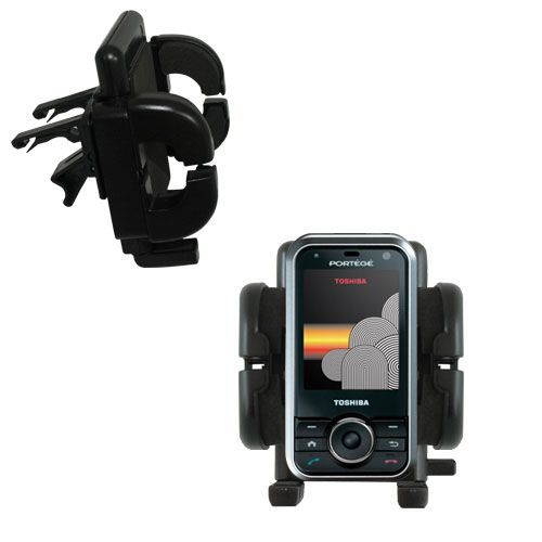 Vent Swivel Car Auto Holder Mount compatible with the Toshiba G500