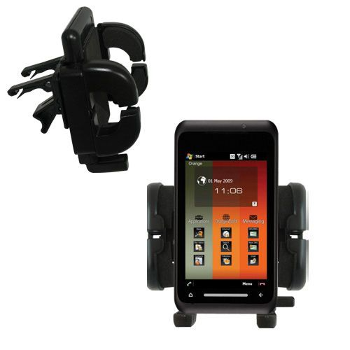 Vent Swivel Car Auto Holder Mount compatible with the Toshiba TG01