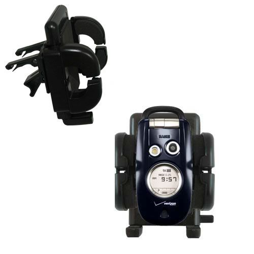 Vent Swivel Car Auto Holder Mount compatible with the Verizon GzOne Type S