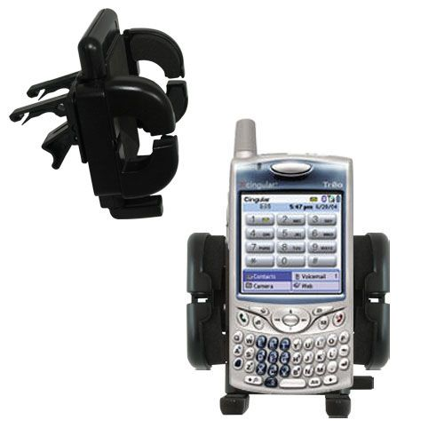 Vent Swivel Car Auto Holder Mount compatible with the Verizon Treo 650