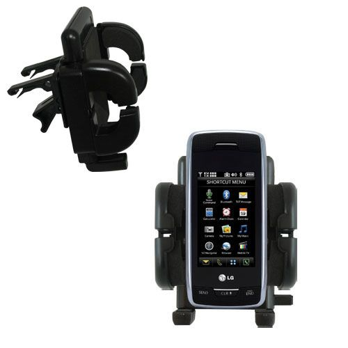 Vent Swivel Car Auto Holder Mount compatible with the Verizon Voyager