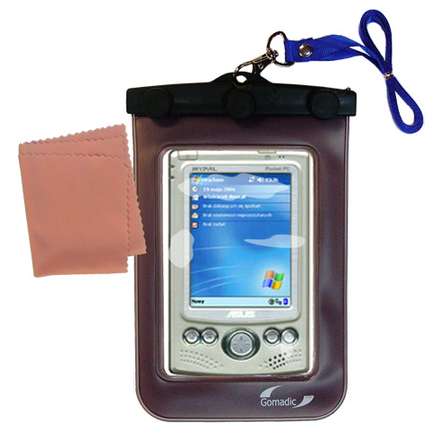 Waterproof Case compatible with the Asus MyPal A620BT to use underwater