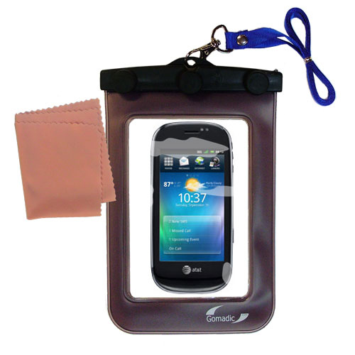 Waterproof Case compatible with the Dell Aero to use underwater