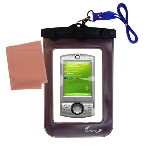 Waterproof Case compatible with the HTC P3350 to use underwater