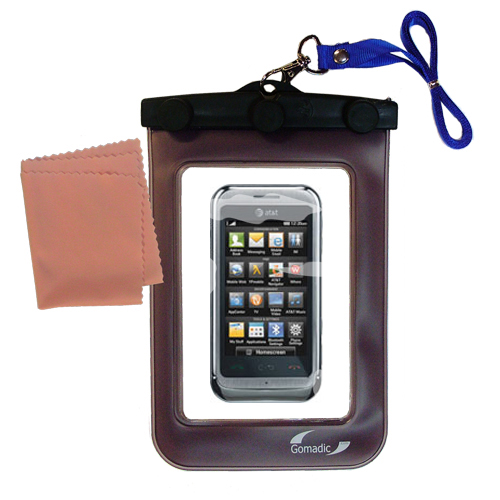 Waterproof Case compatible with the LG Arena to use underwater