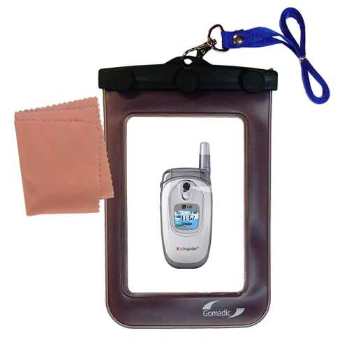 Waterproof Case compatible with the LG C2000 to use underwater