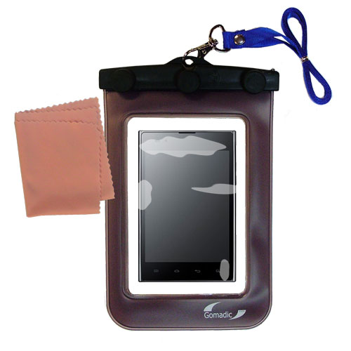 Waterproof Case compatible with the LG F100L to use underwater