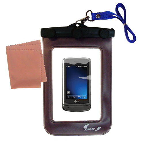 Waterproof Case compatible with the LG VX9700 to use underwater