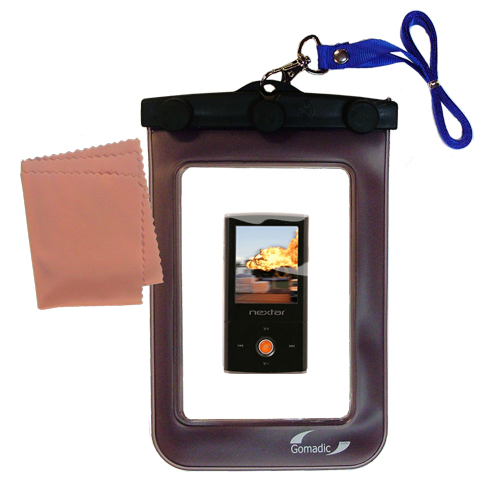 Waterproof Case compatible with the Nextar MA791 MA794 MA797 to use underwater
