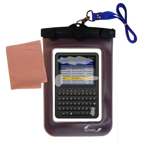 Waterproof Case compatible with the Peek GetPeek to use underwater