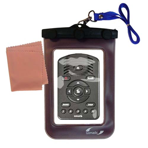 Waterproof Case compatible with the Sirius One SV1 to use underwater