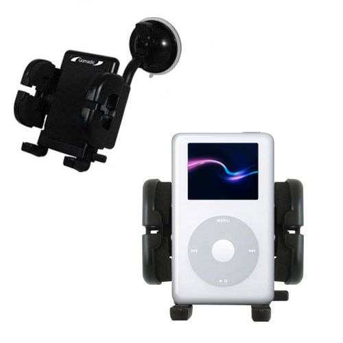 Windshield Holder compatible with the Apple iPod 4G (20GB)