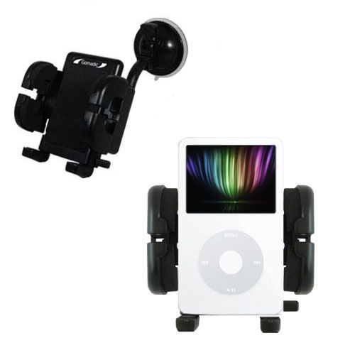 Windshield Holder compatible with the Apple iPod 5G Video (30GB)