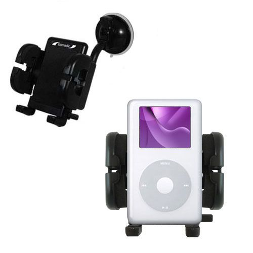 Windshield Holder compatible with the Apple iPod Photo (30GB)