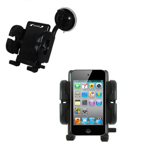 Windshield Holder compatible with the Apple iPod touch (4th generation)