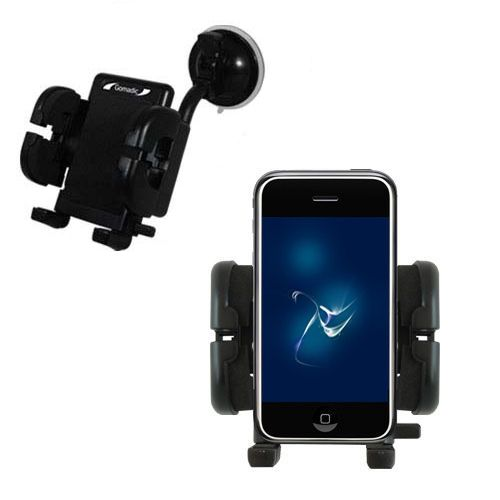 Windshield Holder compatible with the Apple iPod touch