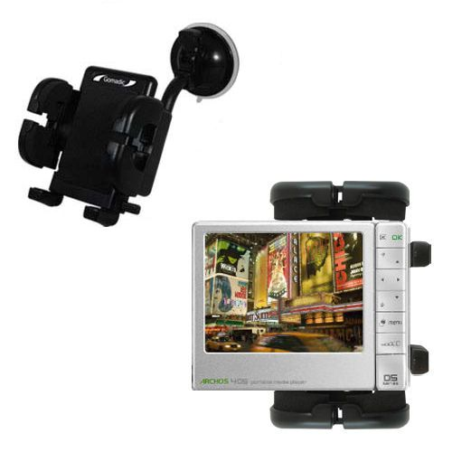 Windshield Holder compatible with the Archos 405