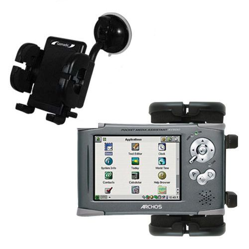 Windshield Holder compatible with the Archos PMA 400