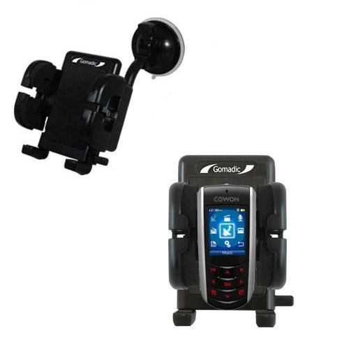 Windshield Holder compatible with the Cowon iAudio F2