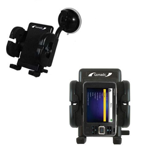 Windshield Holder compatible with the Creative Zen V Plus