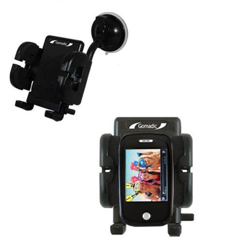 Windshield Holder compatible with the Ematic E6 Series