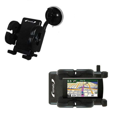 Windshield Holder compatible with the Garmin 295W