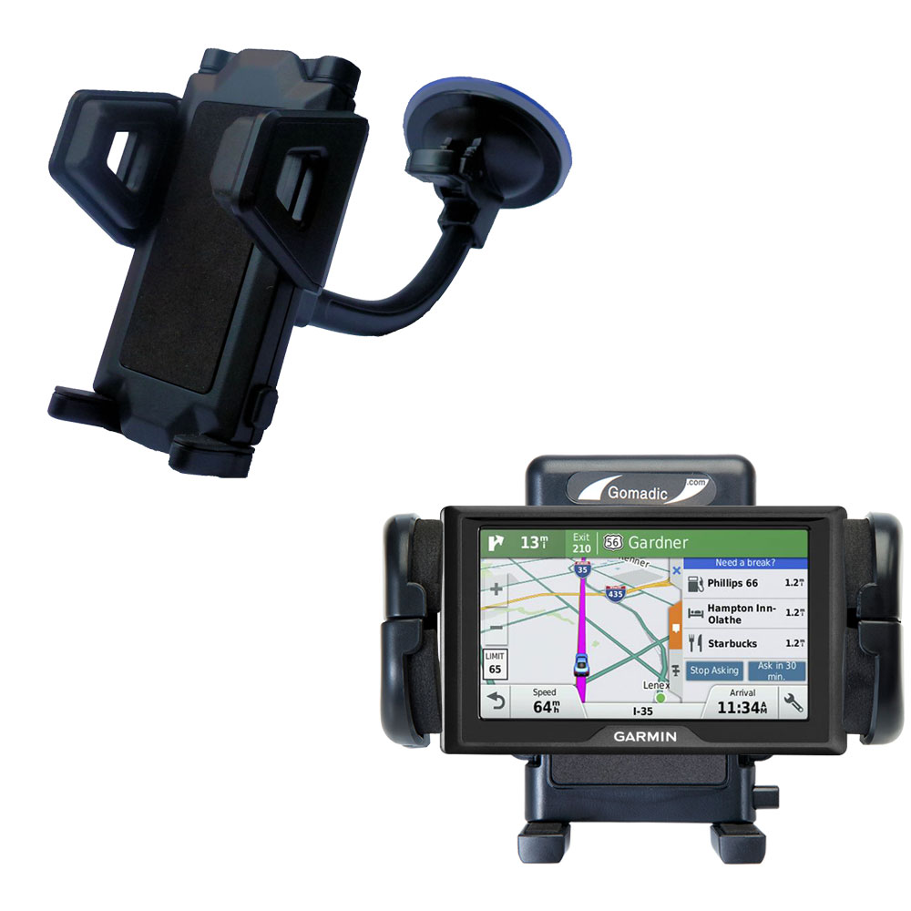Windshield Holder compatible with the Garmin Drive 50 / 50LMT