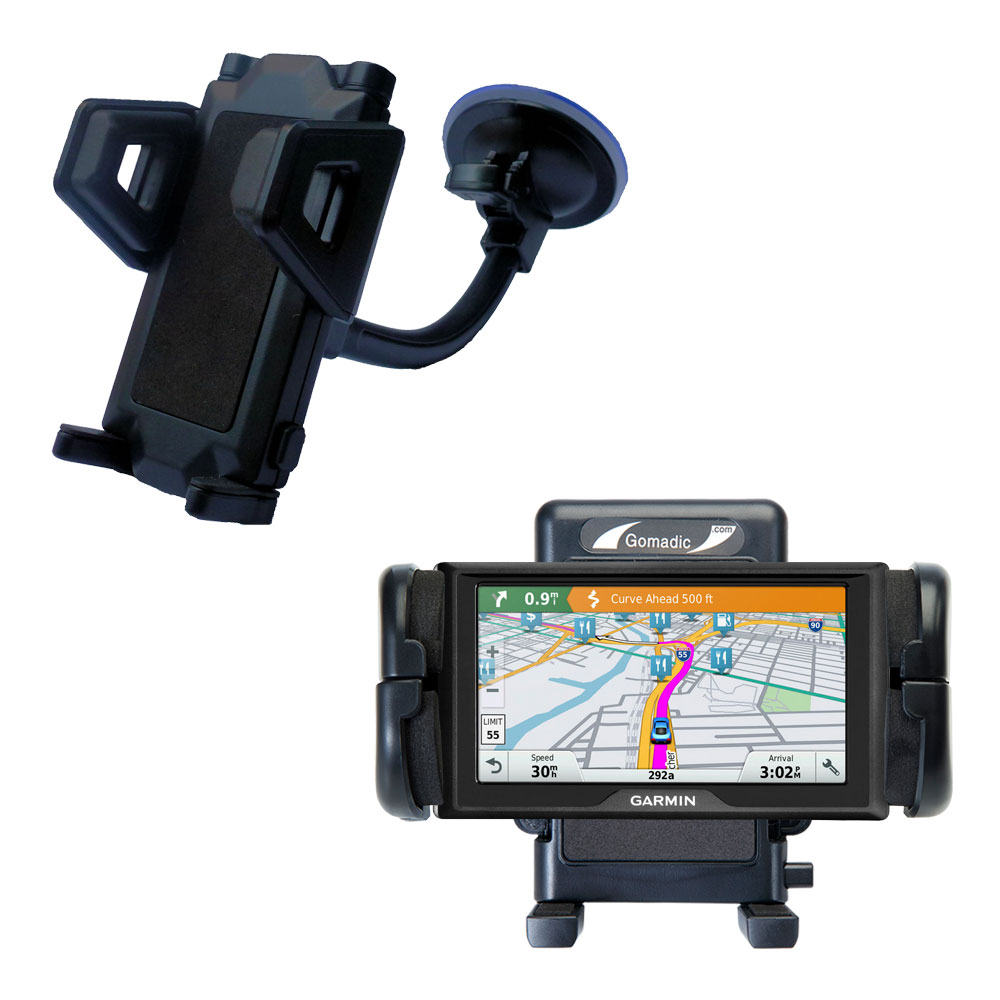 Windshield Holder compatible with the Garmin Drive 60LMT / 60LM