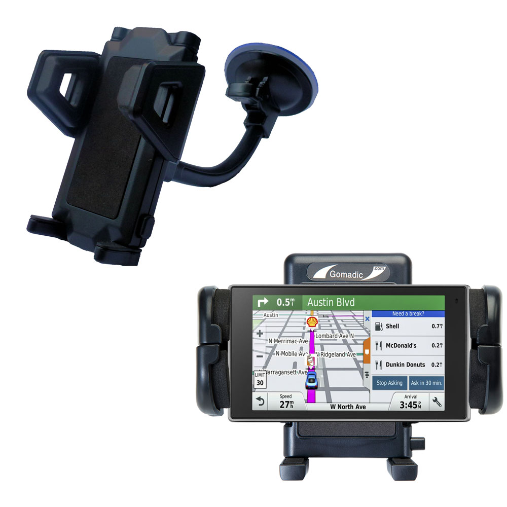 Windshield Holder compatible with the Garmin DriveSmart 50LMTHD