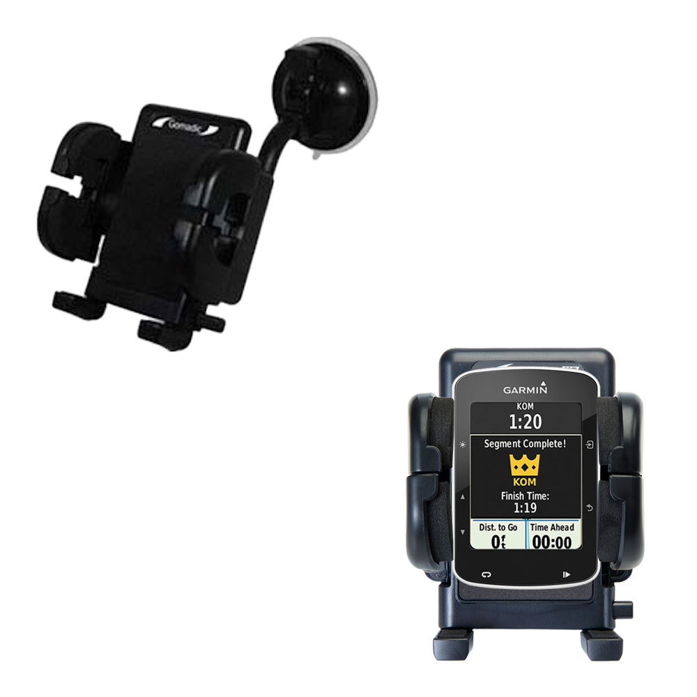 Windshield Holder compatible with the Garmin EDGE 520