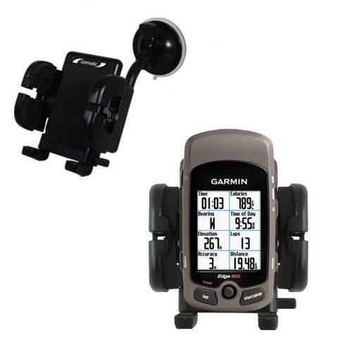 Windshield Holder compatible with the Garmin Edge 605