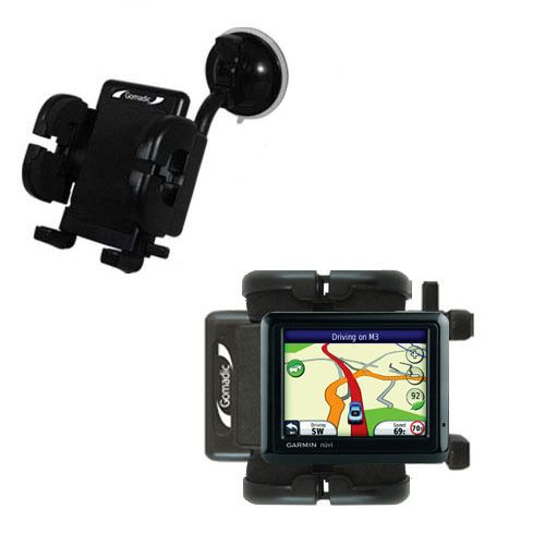 Windshield Holder compatible with the Garmin Nuvi 1210