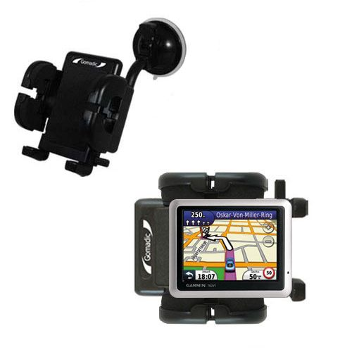 Windshield Holder compatible with the Garmin Nuvi 1245 City Chic