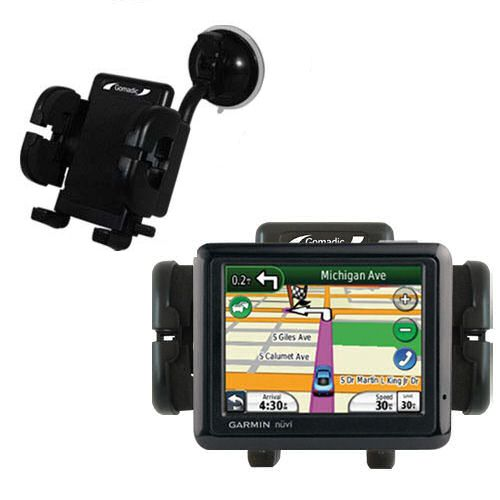 Windshield Holder compatible with the Garmin Nuvi 1260T
