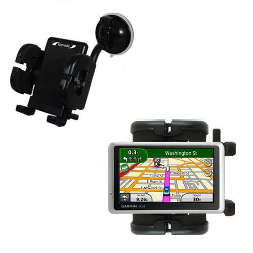 Windshield Holder compatible with the Garmin Nuvi 1350T