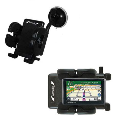 Windshield Holder compatible with the Garmin Nuvi 1370Tpro