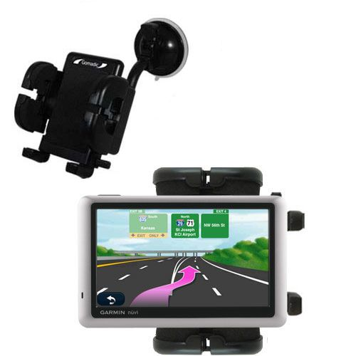 Windshield Holder compatible with the Garmin Nuvi 1450