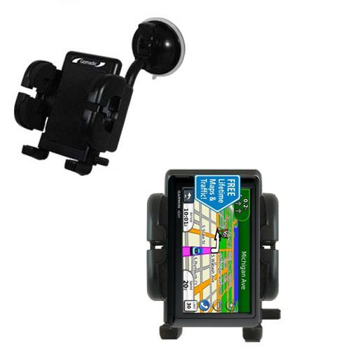 Windshield Holder compatible with the Garmin nuvi 1490LMT 1490T