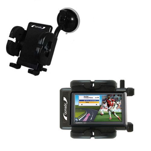 Windshield Holder compatible with the Garmin Nuvi 1490Tpro