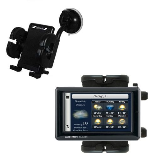 Windshield Holder compatible with the Garmin Nuvi 1695