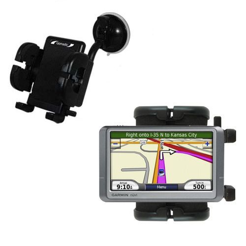 Windshield Holder compatible with the Garmin Nuvi 205W